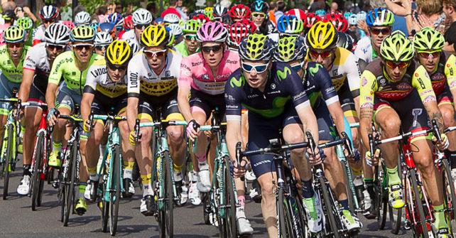 17a tappa del Giro d'Italia 25 maggio 2016: Molveno – Cassano d'Adda